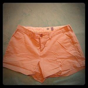 Khaki Shorts Size 2 by Old Navy